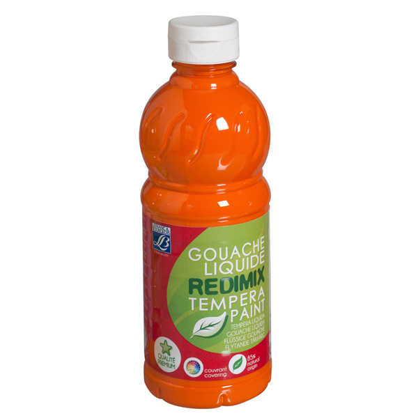 Colour & Co Orange Redimix 500ml
