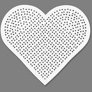Embroidery Heart Cut Outs (16)