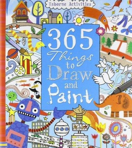 365 Things To Draw & Paint