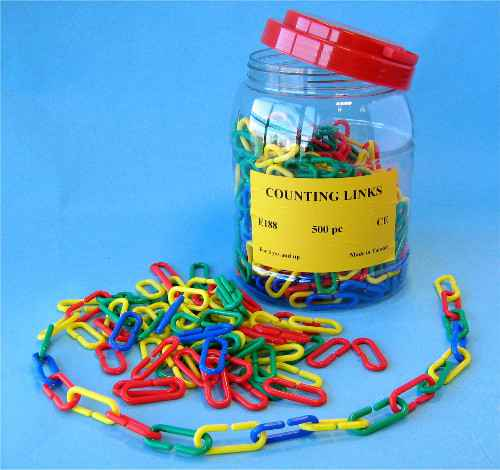 Chain Links  - Small (200pce)