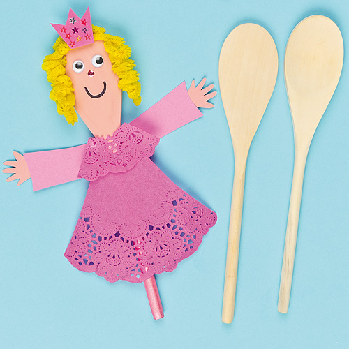 Wooden Spoon Pals Pk.10