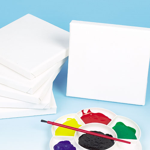 Mini Painting Canvases Pk.3