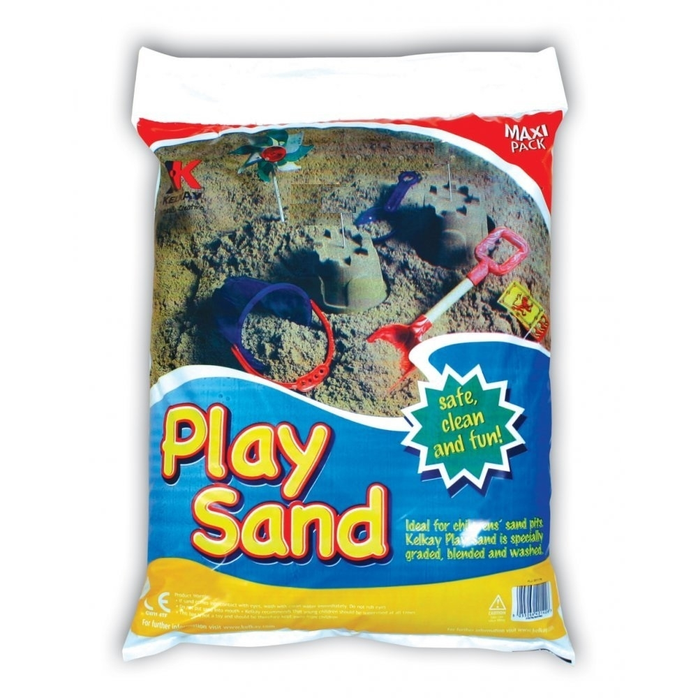 Play sand 15kg Washed Web Only