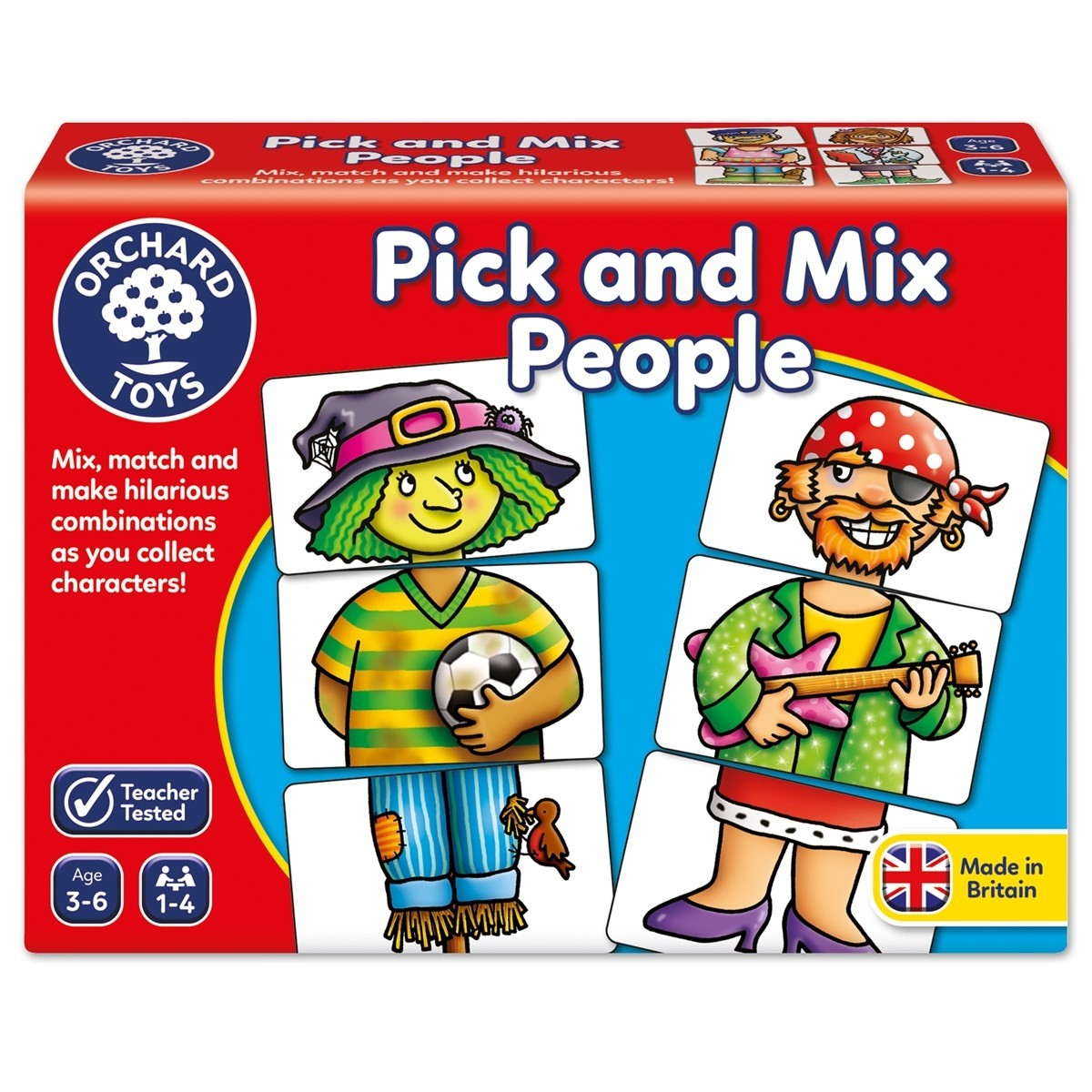 Orchard Pick And Mix People Game