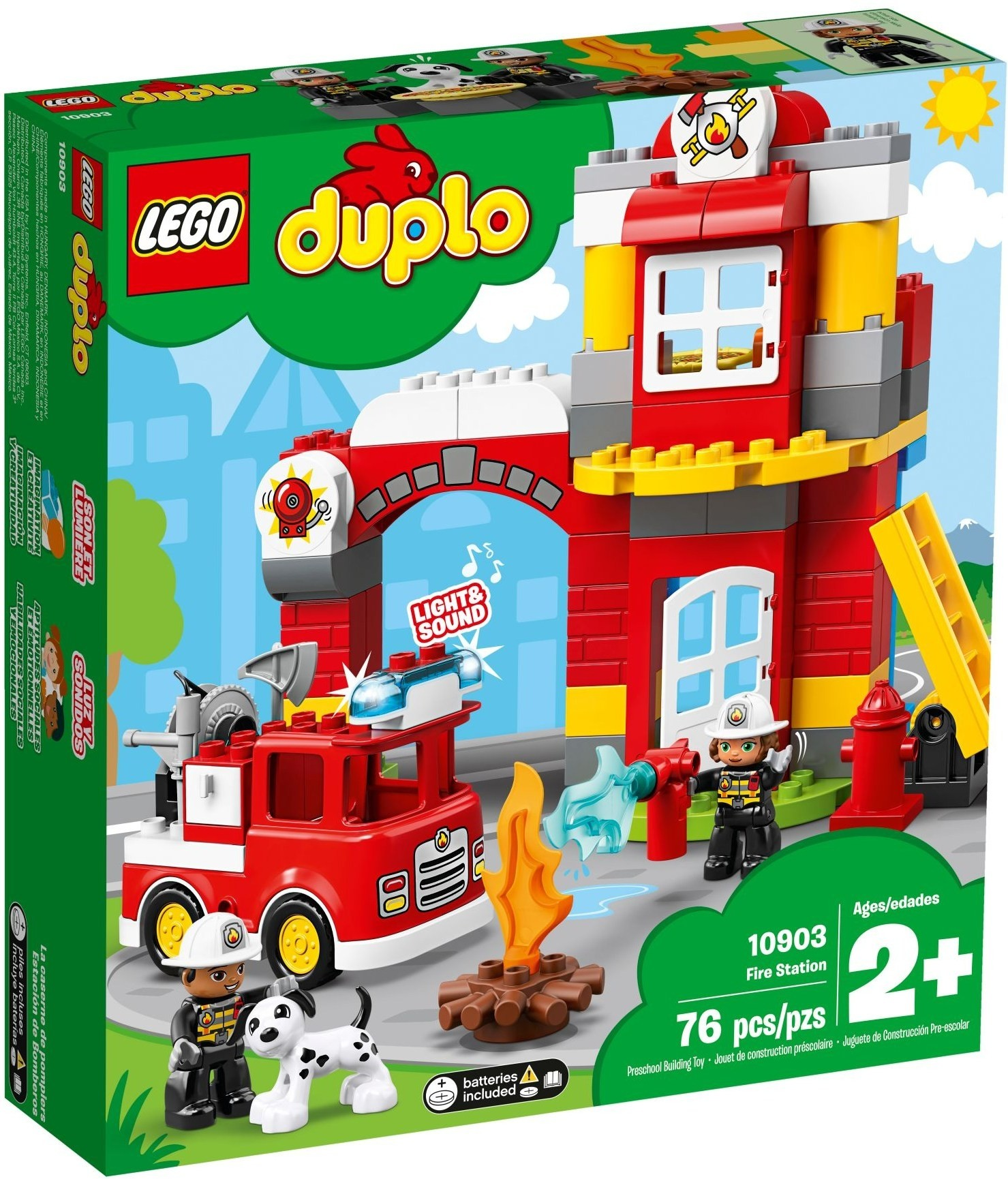 Lego Duplo Fire Station