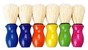 Shaving Style Brush Pk.6