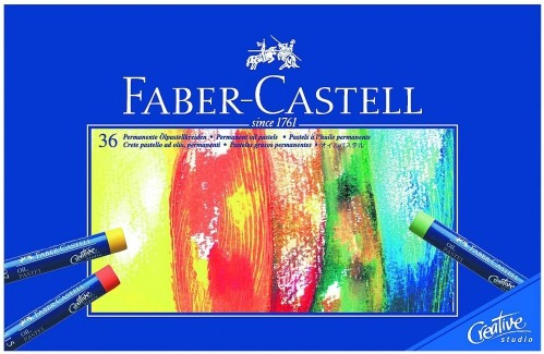 Goldfaber Oil Pastels Bx.36