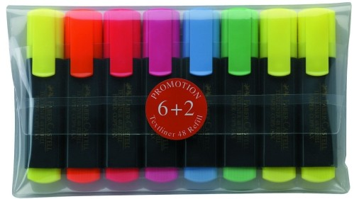 Faber Highlighter Set 6