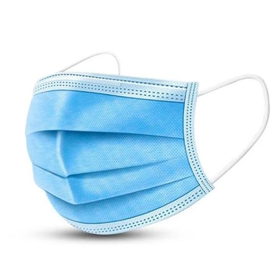 3 Ply Disposable Masks -10
