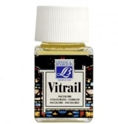 Vitrail 250ml Glass Paint Colourless