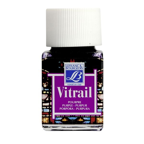 Vitrail 50ml Purple  Glass Paint