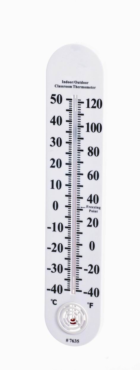 Large Thermometer