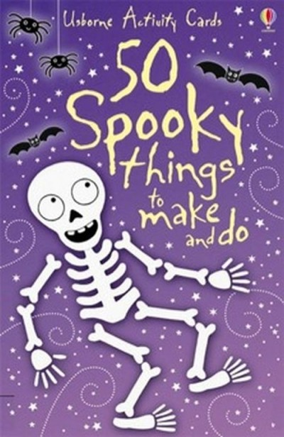 Spooky Things To Make & Do Activity Cards