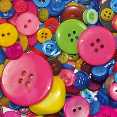 Buttons Value Bag 500gm