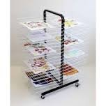 Mobile Drying Rack 62x50.5x108cm
