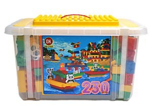 Iq Construction Block(230pc)