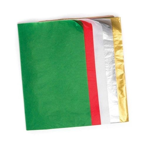 Xmas Tissue Paper (pack Of 20)