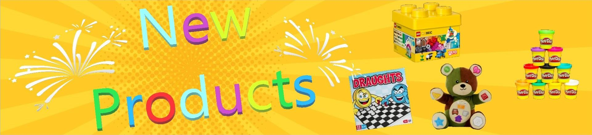 New School Supply Products