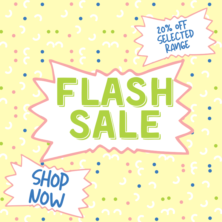 20% Flash Sale